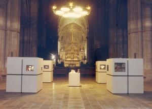 Exposició de diorames a la Catedral