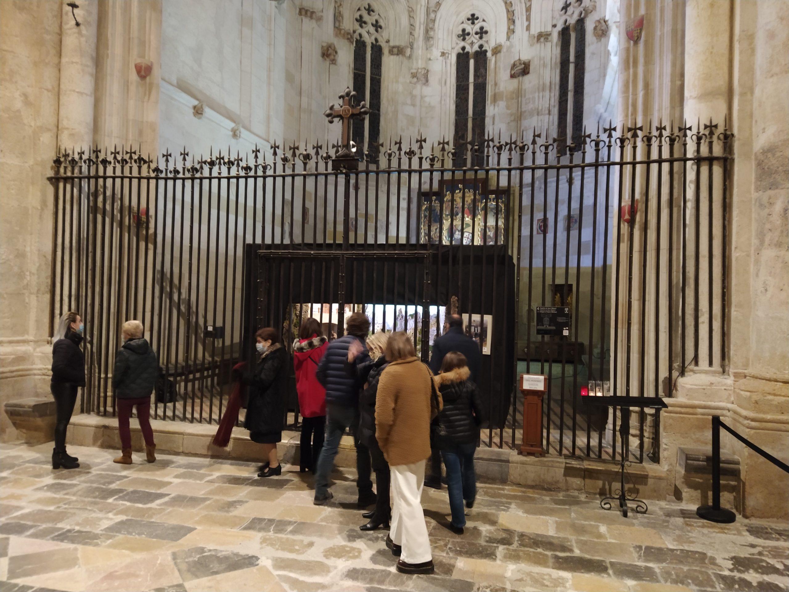Pessebre a la Catedral